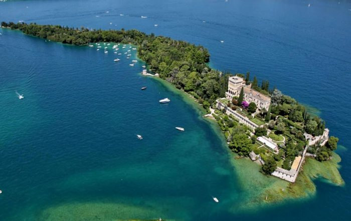 Tour isola del Garda - Dolphin Boat